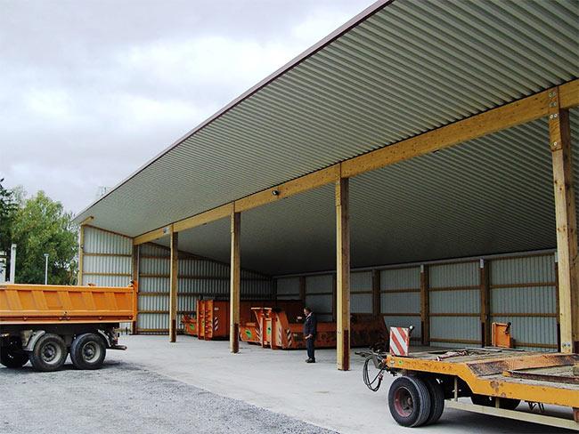 Super Bausystem für alle Anforderungen | Dausch Hallen #MP_74