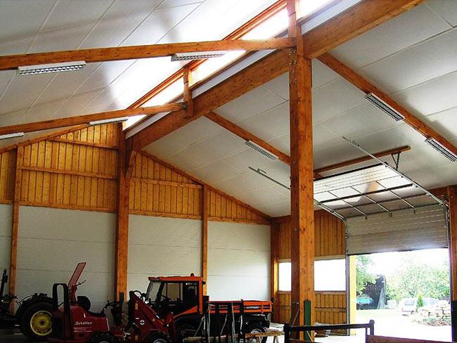 Prächtig Bausystem für alle Anforderungen | Dausch Hallen #ST_89