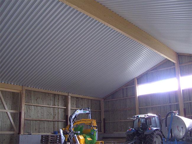 Bevorzugt Bausystem für alle Anforderungen | Dausch Hallen LS08
