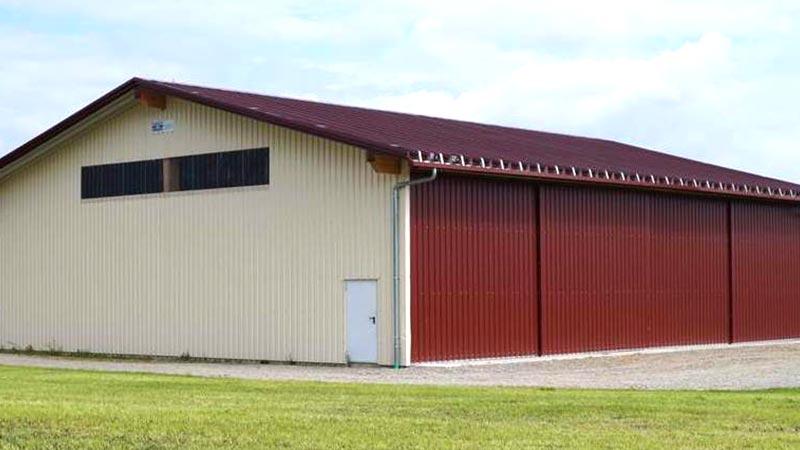 Ganz und zu Extrem Ausbau – Extras für Ihre Gebäude | Dausch Hallen &JG_98